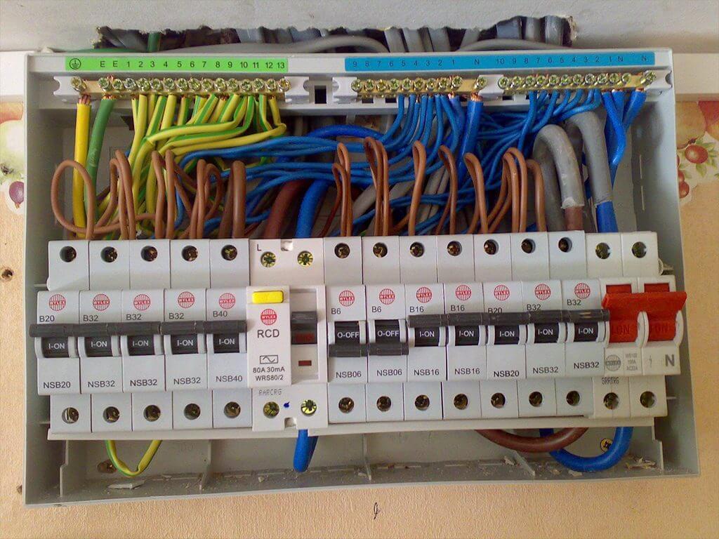 elektricien groepenkast vervangen